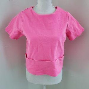"Kate Spade ""Saturday"" Cropped Shirt M"
